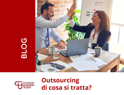 Outsourcing, di cosa si tratta?