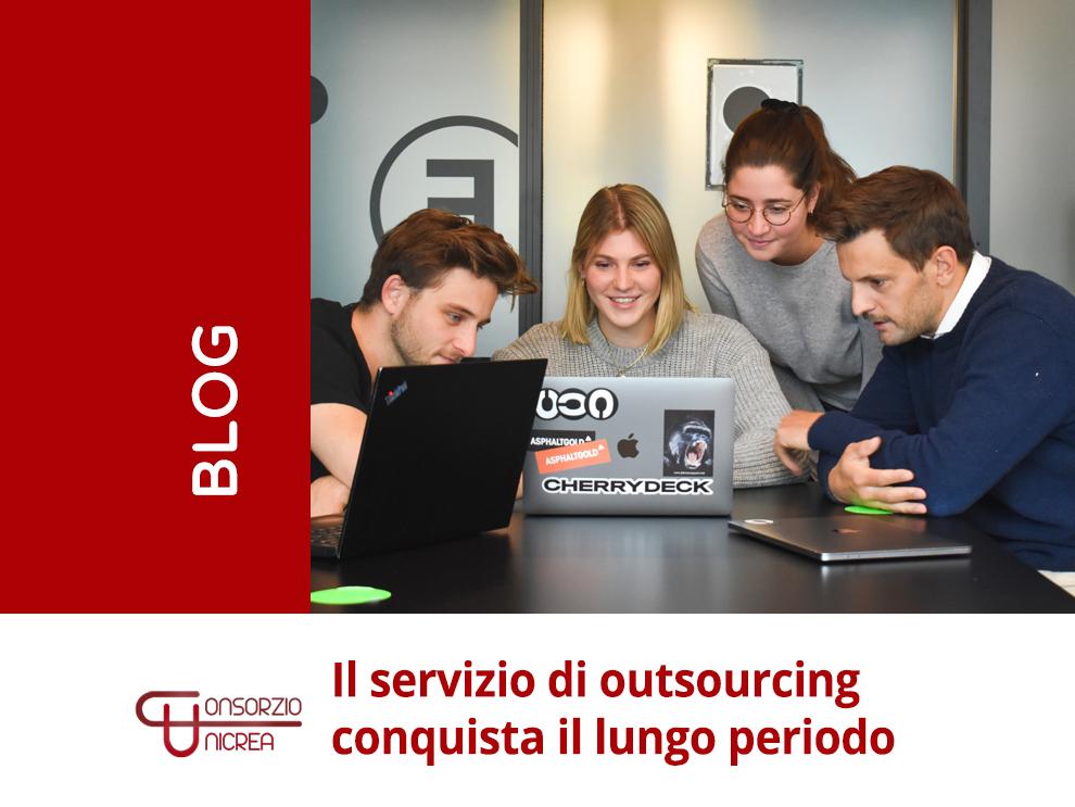 Consorzio Unicrea Outsourcing